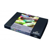 Rembrandt Soft Pastels BASIC SET OF 30 LANDSCAPE