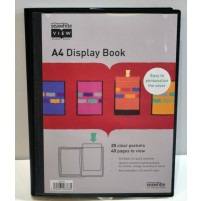 A4 Display Flip File Folder