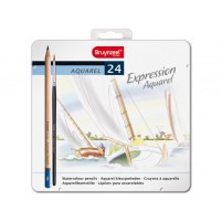 Watercolour Pencil Expression Set of 24