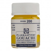 Yellow - Designers Gouache 16ml JAR