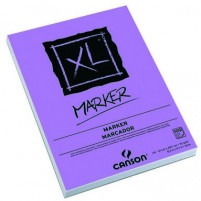 Canson - XL Marker Drawing Pad - A4 70gsm - 100 sheets