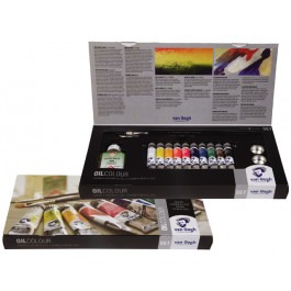 VAN GOGH OIL COLOUR ARTISTS' COMBI SET