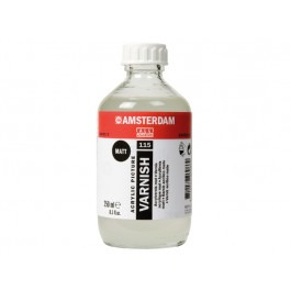 ACRYLIC VARNISH MATT 250ml