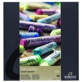 Rembrandt Soft Pastels - BASIC SET OF 45