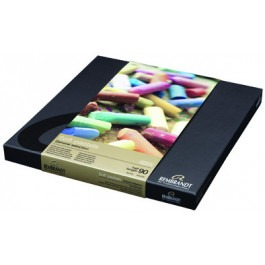 Rembrandt Soft Pastels - BASIC SET OF 90 1/2 LENGTH