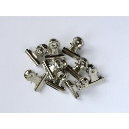 BULLDOG/BINDER CLIPS ~ 22mm PACK of 14