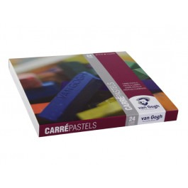 VAN GOGH CARRE PASTELS - SET OF 24