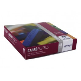 VAN GOGH CARRE PASTELS - SET OF 48