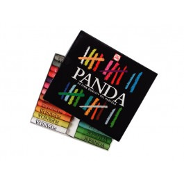 PANDA OIL PASTELS - SET OF 24