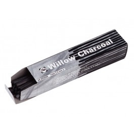 THIN CHARCOAL - 30 STICKS