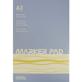 A3 Marker Pad, 50 sheets -70gsm