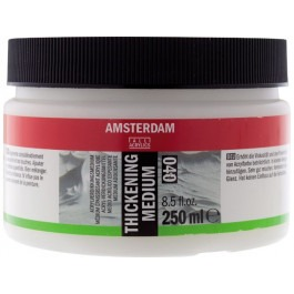 ACRYLIC THICKENING MEDIUM TUB 250ml