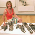 Review of Wildlife Artist of the year by Making a Mark Blog Spot